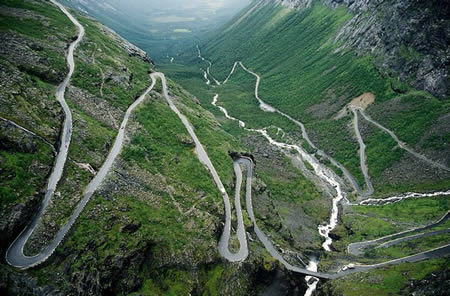 deadly road